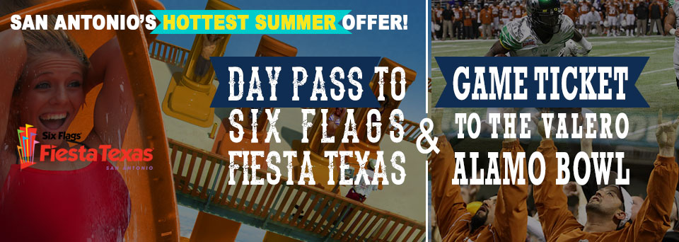 Six Flags Package